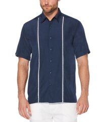 cubavera men's big & tall stripe shirt