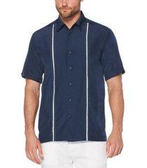cubavera men's big & tall stripe shirt