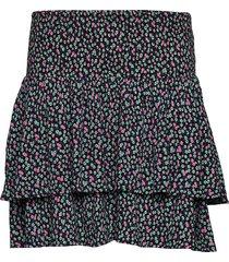 billey kort kjol multi/mönstrad mbym