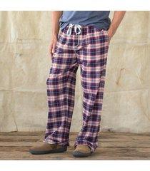 lazy days whiskey check pajama pants