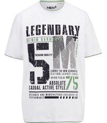 t-shirt men plus pistagegrön