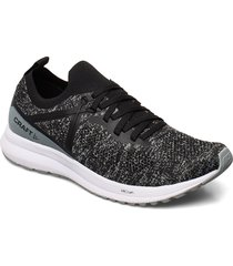 fuseknit x m shoes sport shoes running shoes svart craft