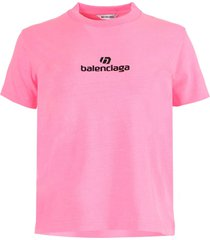 bubble gum pink t-shirt