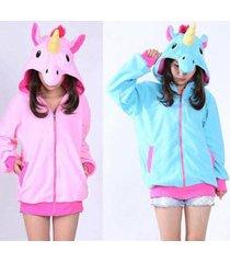 kigurumi pajamas anime cosplay unicorn costume hoodies adult fancy dress