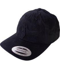 gorra para hombre hurley-negro