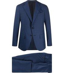 caruso formal suit set - blue