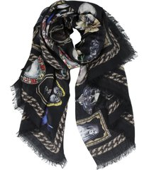 alexander mcqueen shawl cameo and curiosities