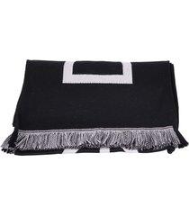 dolce & gabbana branded scarf