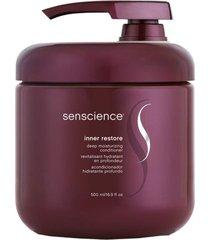 condicionador senscience reconstrutor inner restore deep moist 500 ml