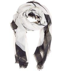 emporio armani eyelike scarf