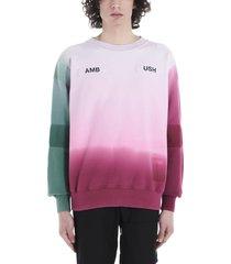 ambush new patchwork sweatshirt