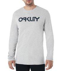 camibuzo oakley mark ii l/s granite heather