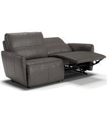 sofá reclinável goodwell 2,10m
