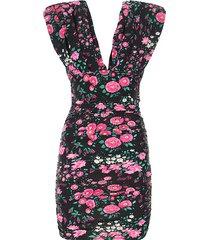 aniye by dress in floral pattern