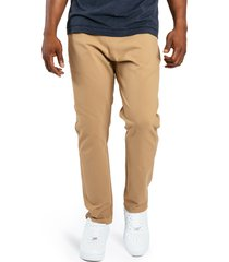 men's public rec all day every day pants, size 32 x 30 - beige