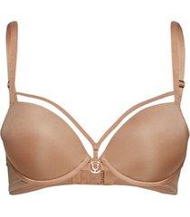 md space odyssey push-up bra camel lingerie bras & tops push-up bra roze marlies dekkers