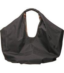 borbonese borbonese hobo reversible bag