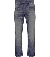 3301 straight jeans blå g-star raw