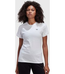polera adidas originals bb t-shirt blanco - calce regular