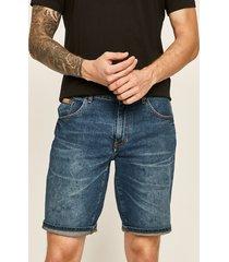 armani exchange - szorty jeansowe
