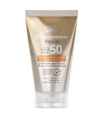 protetor solar facial com fps50 tracta   tracta   50g