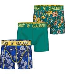 gaubert 3 pak heren boxershorts set 4-s
