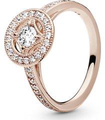 anel rose encanto vintage