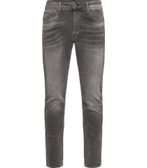 3301 slim slim jeans zwart g-star raw