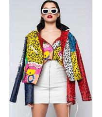akira azalea wang wonka colors moto jacket