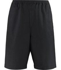 ambush cotton bermuda shorts