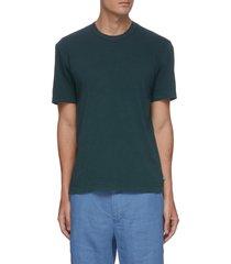 classic crewneck cotton t-shirt