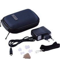 k-88 en ear mini audífonos digitales asistencia amplificador de sonido
