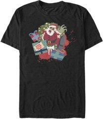 men's anna and the apocalypse happy horror days short sleeve t-shirt