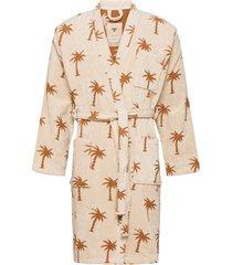 the palmy robe ochtendjas badjas beige oas