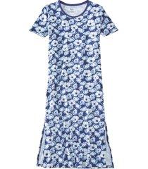 camicia da notte lunga (blu) - bpc bonprix collection