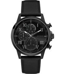 reloj guess hombre porter/ gw0011g2 - negro