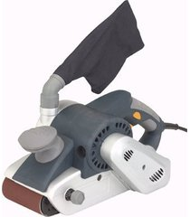 """chicago electric power tools magnesium 4 """" magnesium belt sander"""