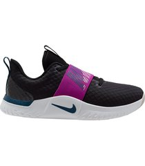 8-zapatillas de dama nike wmns nike renew in-season tr 9-negro
