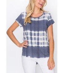 coin 1804 women's tie dye t-shirt