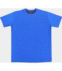 camiseta plus size industrie lisa masculina - masculino