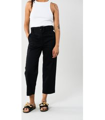 proenza schouler white label belted pant