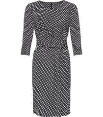 abito con drappeggio (nero) - bodyflirt