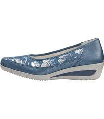 skor ara blå