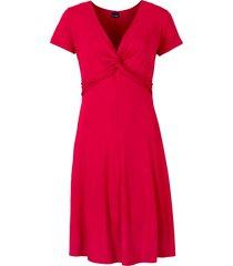 abito in jersey (rosso) - bodyflirt