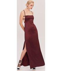 bordeaux the ellie dress
