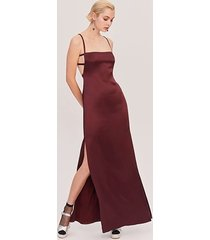 bordeaux the ellie dress