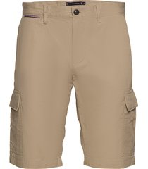 john cargo short light twill shorts cargo shorts beige tommy hilfiger
