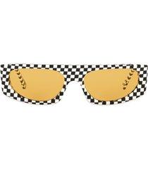 alain mikli n°863 sunglasses - black
