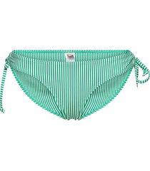 striba bibi bottom bikinitrosa grön becksöndergaard