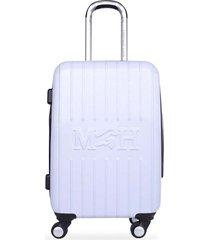 maleta 24 blanco pigalle